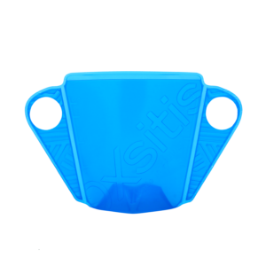 Cup flexible verre