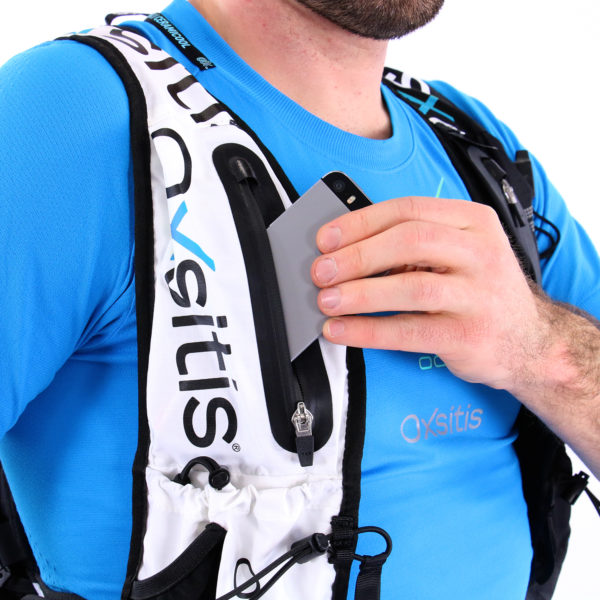 Sac à Dos Enduro Raid 30.X Rangements Pôche Smartphone