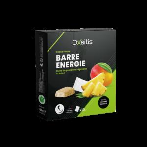 Barre protéinée Snack'Heure Ananas Mangue