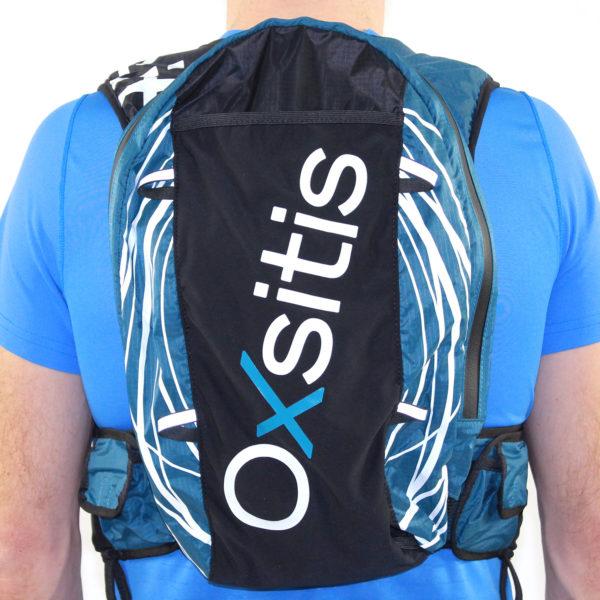 sac de trail 16L bleu