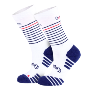 Chaussettes BBR Blanc