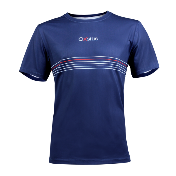 T-shirt technique BBR Bleu