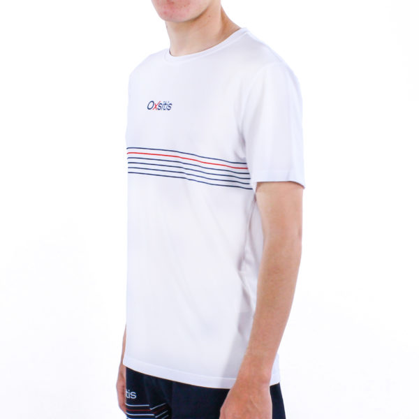 T-shirt technique BBR Blanc