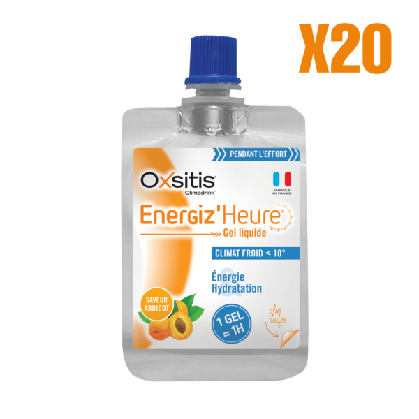 Pack 20 gels Climat Froid